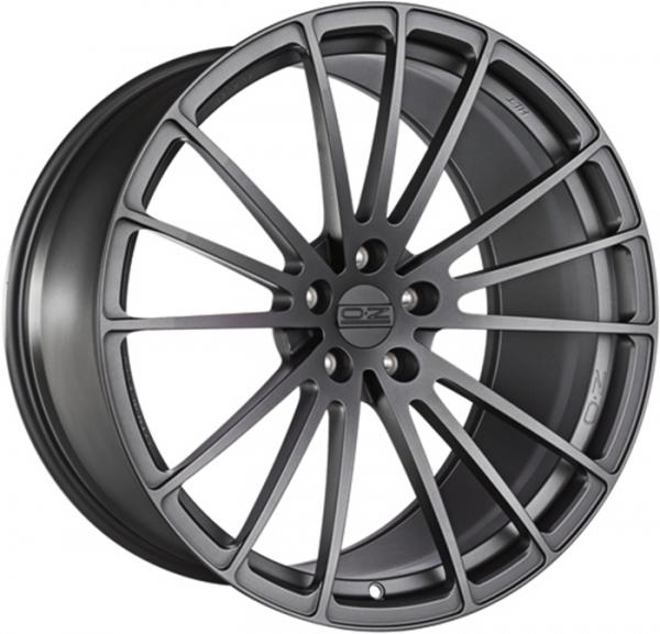 ARES MATT DARK GRAPHITE Wheel 9x21 - 21 inch 5x112 bold circle