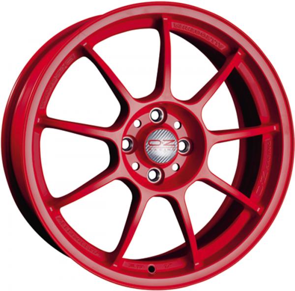 ALLEGGERITA HLT RED Wheel 8.5x17 - 17 inch 5x114.3 bold circle