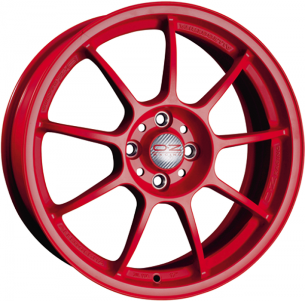 ALLEGGERITA HLT RED Wheel 8.5x18 - 18 inch 5x114.3 bold circle