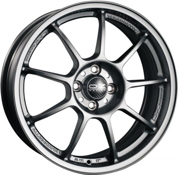 ALLEGGERITA HLT MATT GRAPHITE Wheel 9x18 - 18 inch 5x120 bold circle