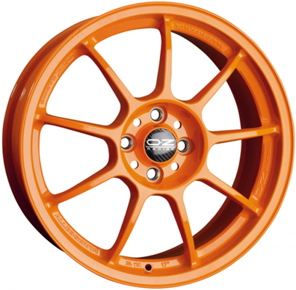 ALLEGGERITA HLT ORANGE Wheel 12x18 - 18 inch 5x120.65 bold circle