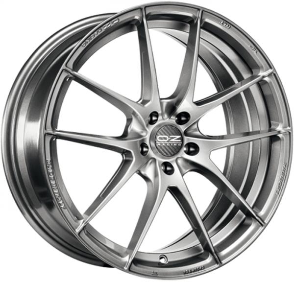 LEGGERA HLT GRIGIO CORSA BRIGHT Wheel 8x19 - 19 inch 5x114.3 bold circle
