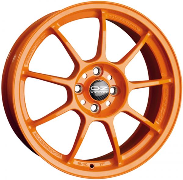 OZ ALLEGGERITA HLT orange Felge 8.5x18 - 18 Zoll 5x130 Lochkreis
