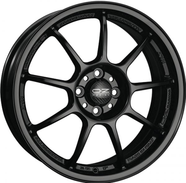 ALLEGGERITA HLT MATT BLACK Wheel 8x18 - 18 inch 5x108 bold circle