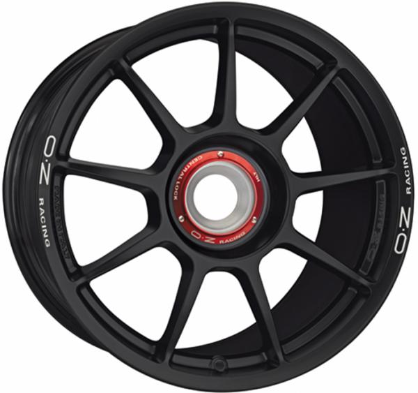 CHALLENGE HLT CL MATT BLACK Wheel 12x18 - 18 inch ZV bold circle