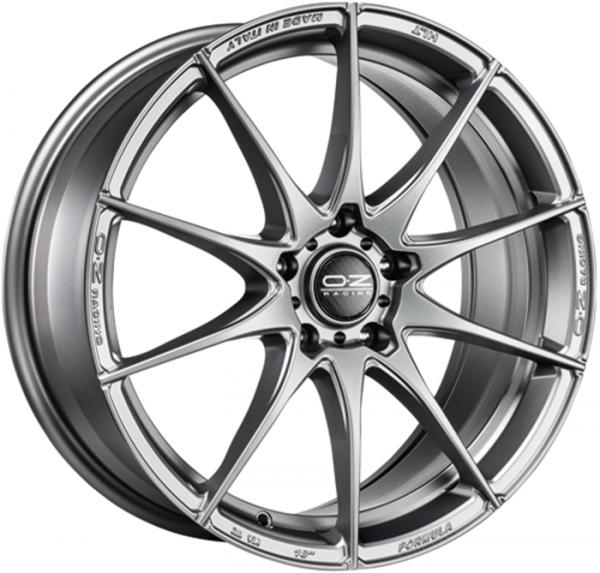 FORMULA HLT GRIGIO CORSA Wheel 7.5x18 - 18 inch 5x114.3 bold circle