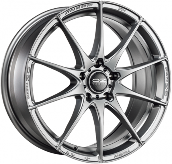 FORMULA HLT GRIGIO CORSA Wheel 8x18 - 18 inch 5x112 bold circle