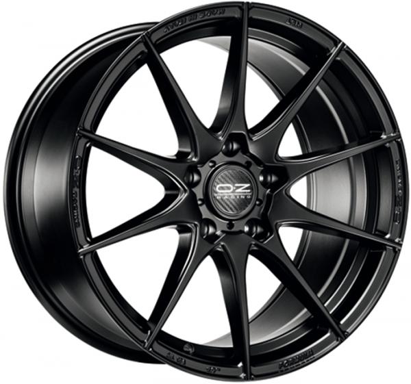 FORMULA HLT MATT BLACK Wheel 8x18 - 18 inch 5x114.3 bold circle